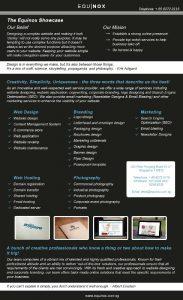 Corporate Identity Design Singapore